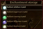 Short guide to crystal recipes